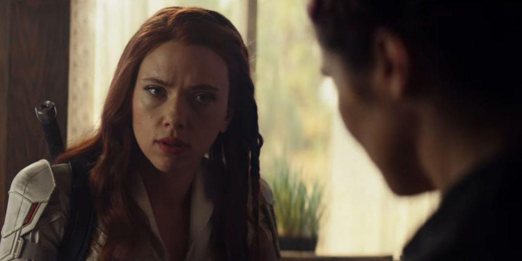 A still from Black Widow Teaser / via Marvel Studios