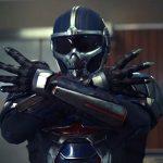 Taskmaster in Black Widow movie